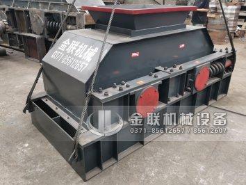 中型2PG1000x700液压对辊制砂机发货