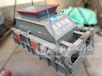 2PG1007型直连式对辊破碎制砂机发货